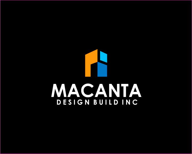 Logo Design by Armada Jamaluddin - Entry No. 24 in the Logo Design Contest Captivating Logo Design for Macanta Design Build Inc.