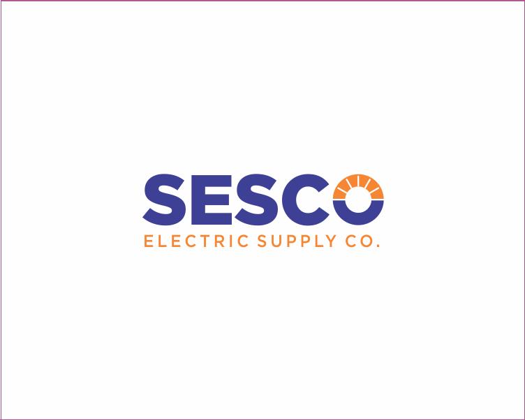 Logo Design by Armada Jamaluddin - Entry No. 132 in the Logo Design Contest SESCO Electric Supply Co. Logo Design.