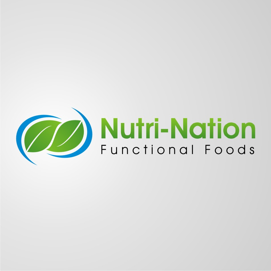Logo Design by rakaz - Entry No. 43 in the Logo Design Contest Nutri-Nation Functional Foods Logo.