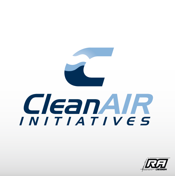 Logo Design by RA-Design - Entry No. 47 in the Logo Design Contest www.CleanAirInitiatives.com.