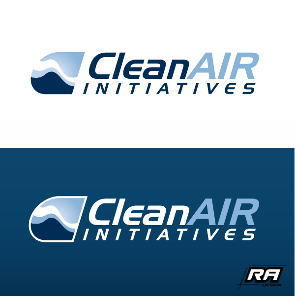 Logo Design by RA-Design - Entry No. 49 in the Logo Design Contest www.CleanAirInitiatives.com.