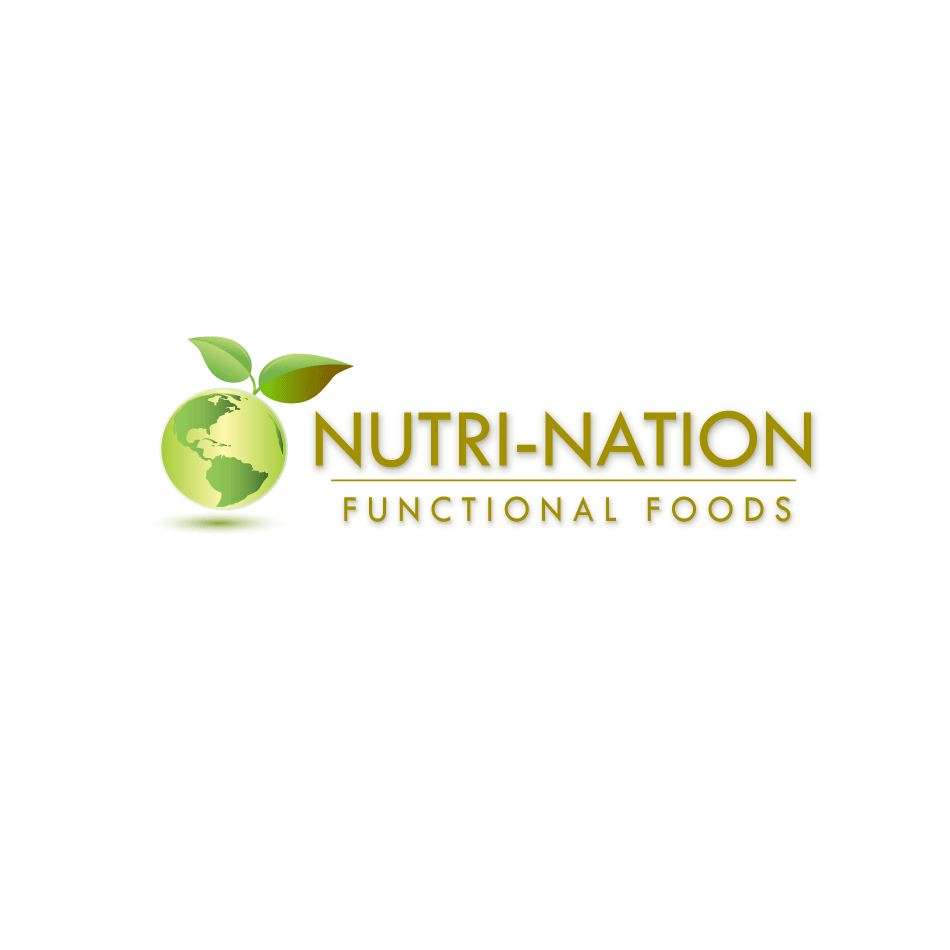 Logo Design by moonflower - Entry No. 45 in the Logo Design Contest Nutri-Nation Functional Foods Logo.