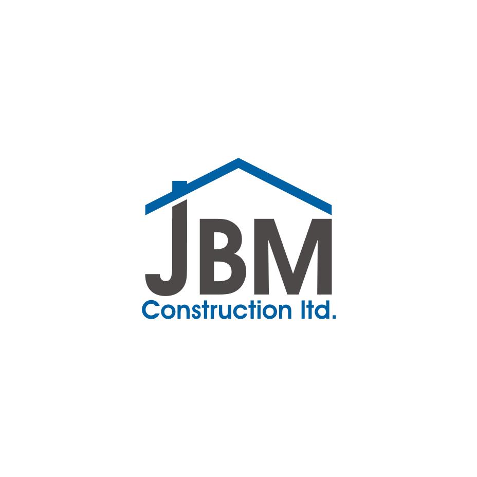 Logo Design by Debi Rafi - Entry No. 57 in the Logo Design Contest Imaginative Logo Design for JBM Construction ltd..
