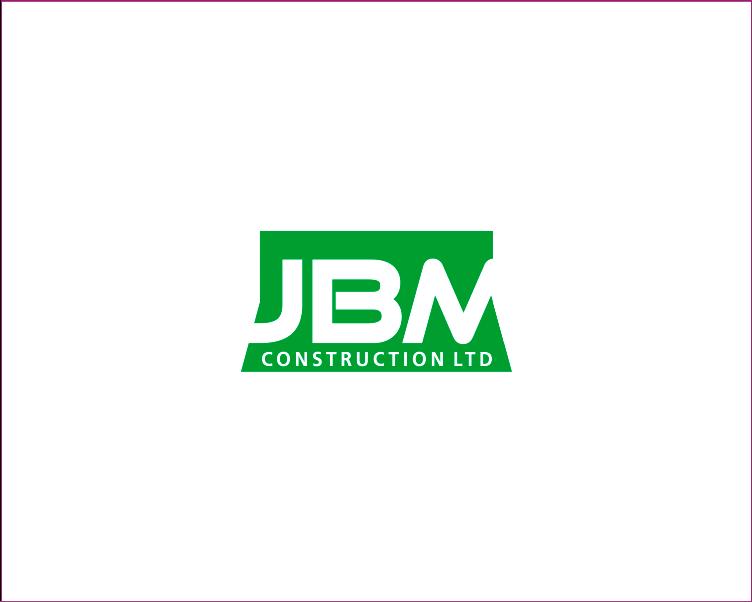 Logo Design by Armada Jamaluddin - Entry No. 60 in the Logo Design Contest Imaginative Logo Design for JBM Construction ltd..