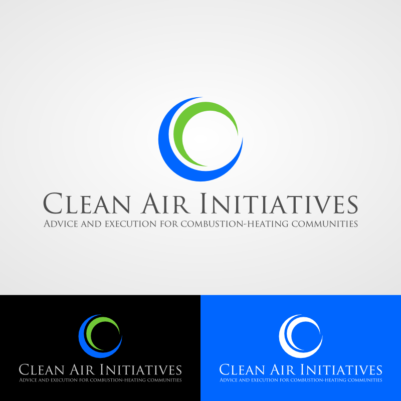 Logo Design by Andrean Susanto - Entry No. 57 in the Logo Design Contest www.CleanAirInitiatives.com.