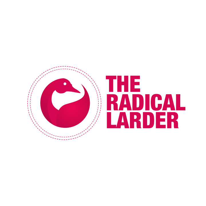 Logo Design by Top Elite - Entry No. 5 in the Logo Design Contest Captivating Logo Design for The Radical Larder.