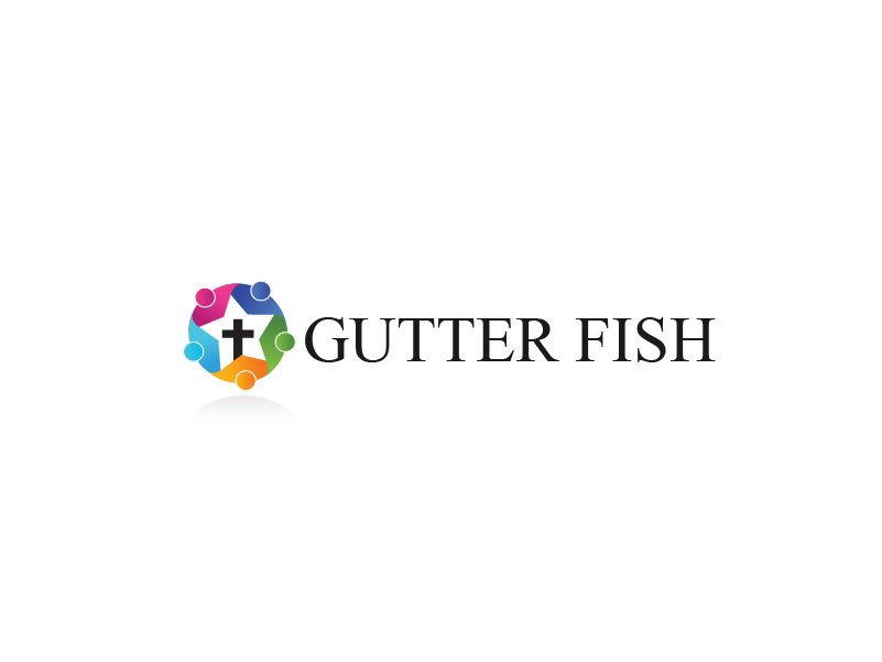 Logo Design by Private User - Entry No. 114 in the Logo Design Contest Captivating Logo Design for Gutter Fish.