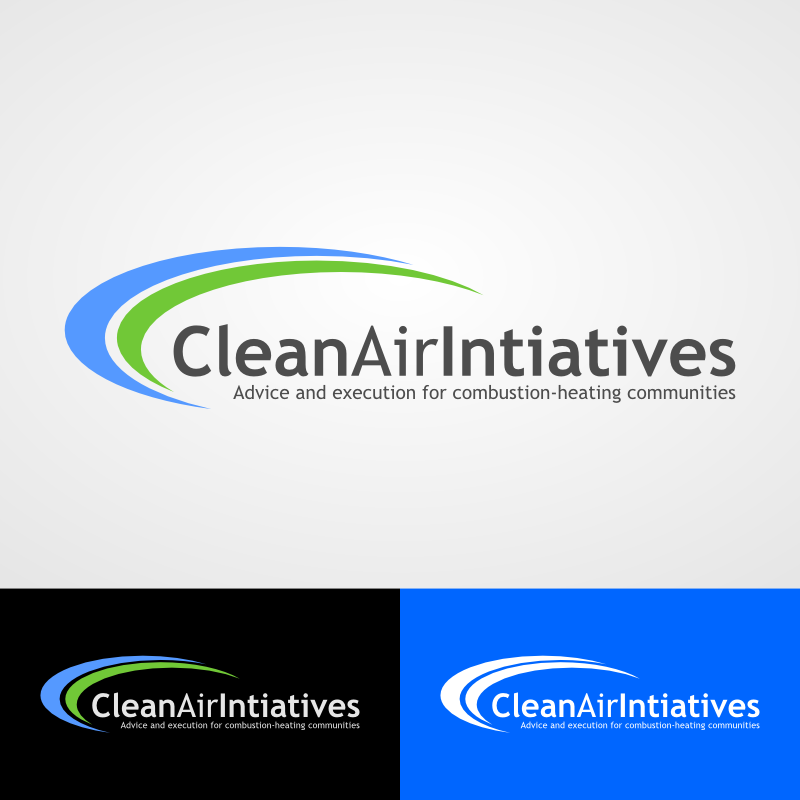 Logo Design by Andrean Susanto - Entry No. 58 in the Logo Design Contest www.CleanAirInitiatives.com.