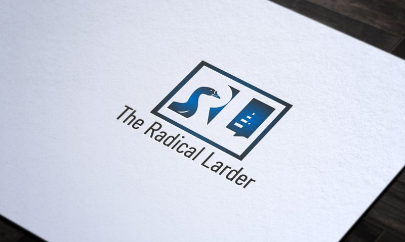 Logo Design by Private User - Entry No. 6 in the Logo Design Contest Captivating Logo Design for The Radical Larder.