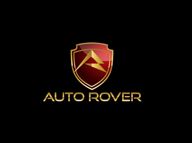 Logo Design by Private User - Entry No. 57 in the Logo Design Contest Auto Rover Logo Design.