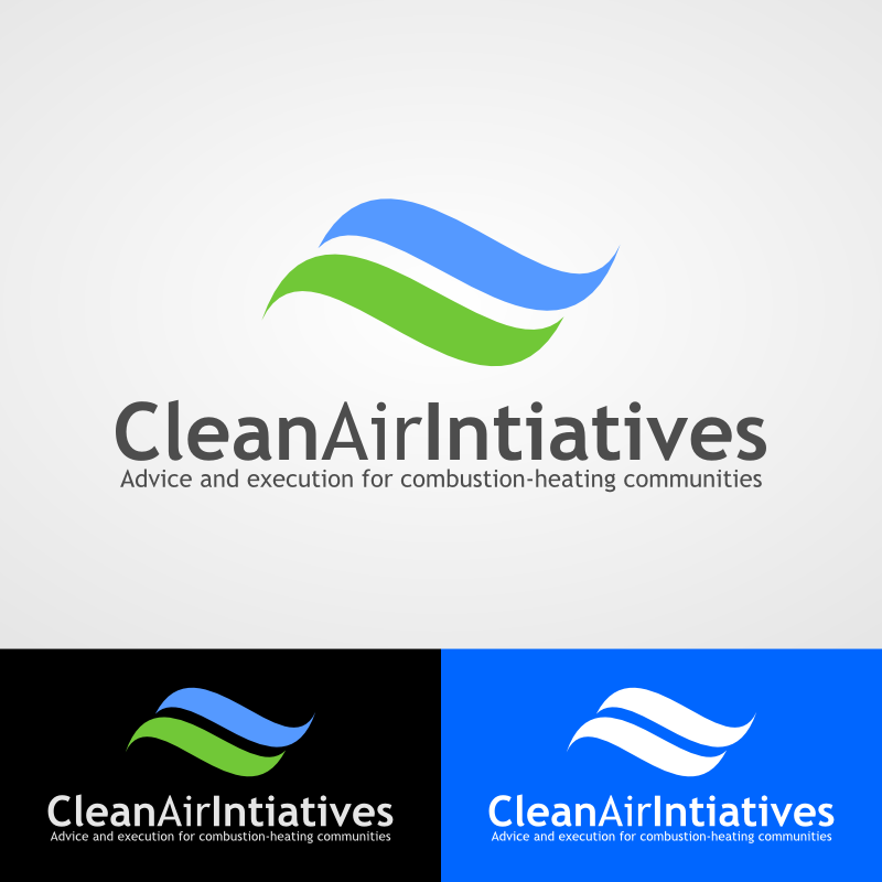 Logo Design by Andrean Susanto - Entry No. 59 in the Logo Design Contest www.CleanAirInitiatives.com.