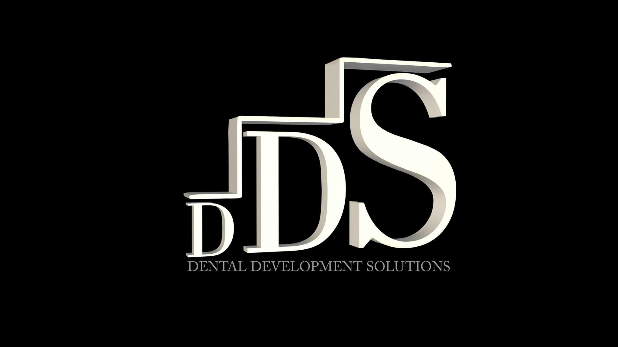 Logo Design by Chok Rivera - Entry No. 31 in the Logo Design Contest Unique Logo Design Wanted for DDS: Dental Development Solutions.