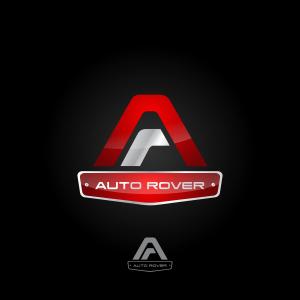 Logo Design by Private User - Entry No. 70 in the Logo Design Contest Auto Rover Logo Design.