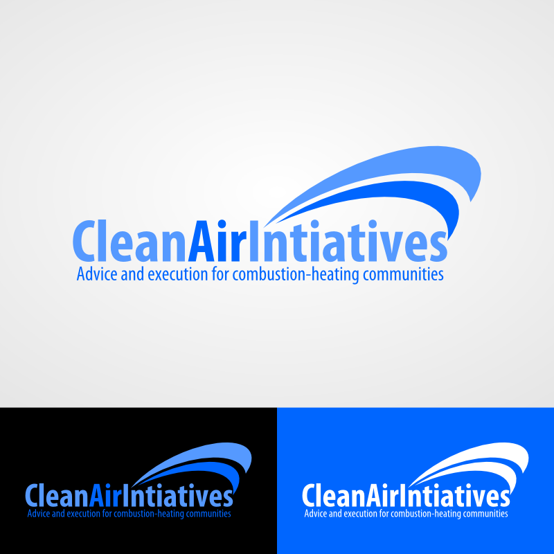 Logo Design by Andrean Susanto - Entry No. 70 in the Logo Design Contest www.CleanAirInitiatives.com.