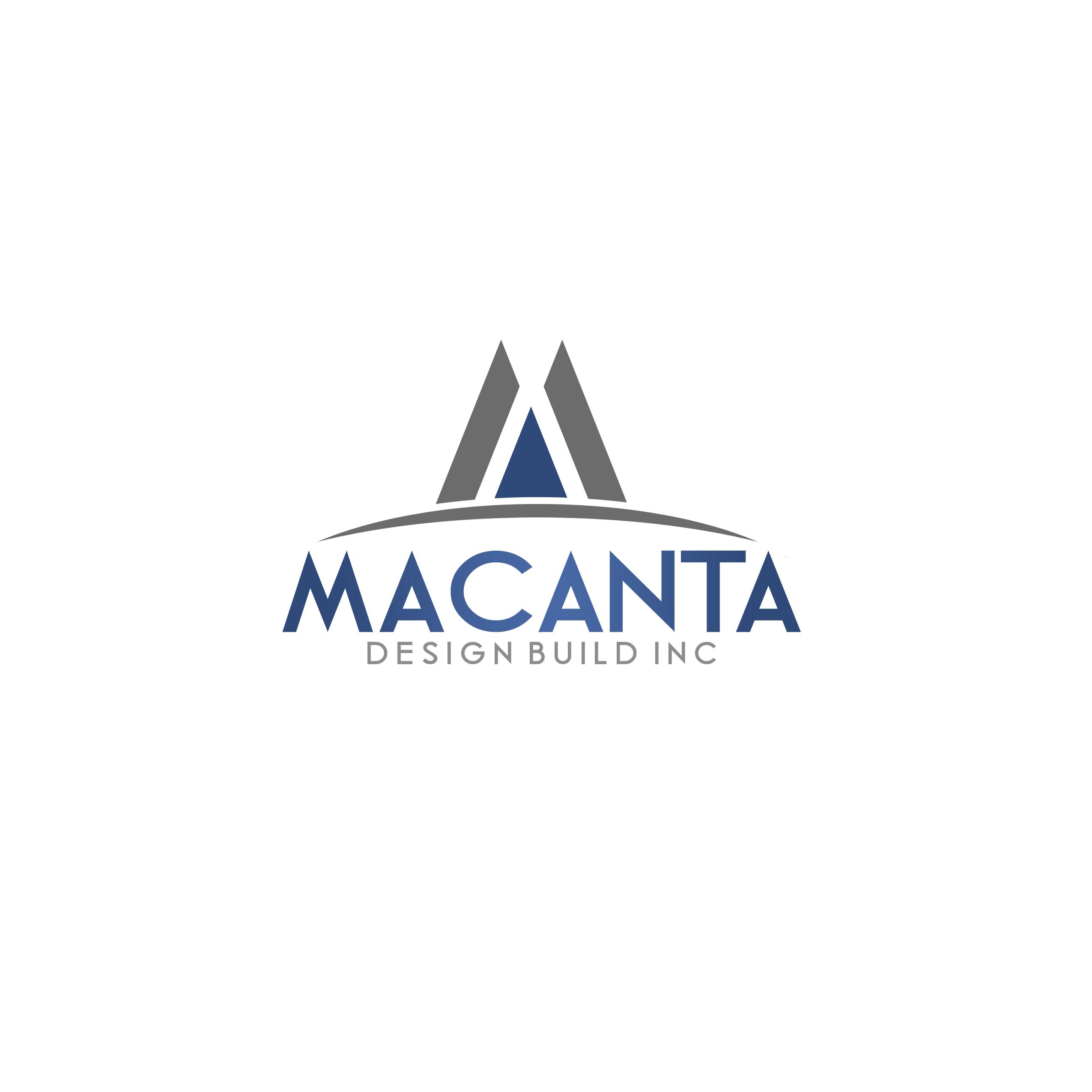 Logo Design by Allan Esclamado - Entry No. 72 in the Logo Design Contest Captivating Logo Design for Macanta Design Build Inc.