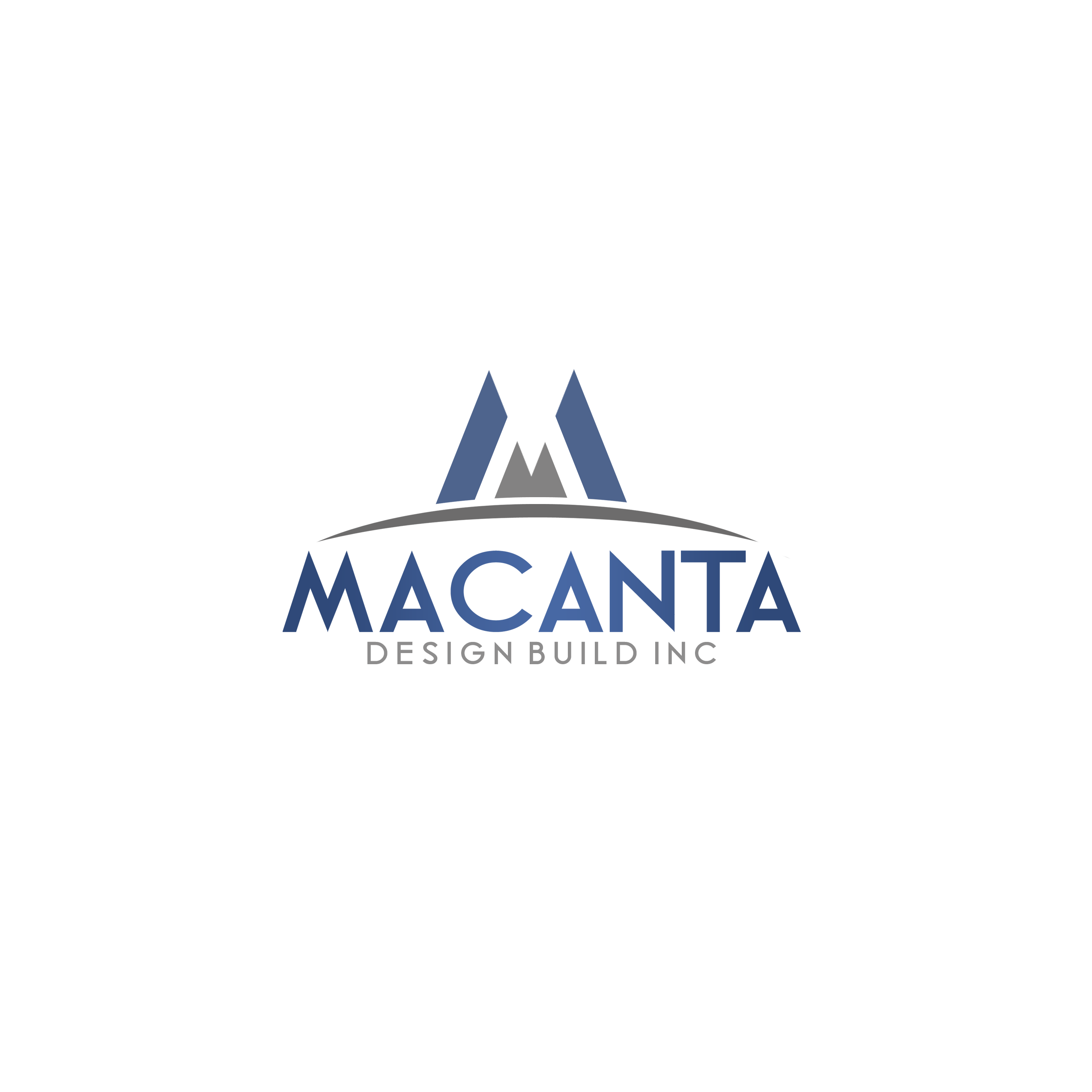 Logo Design by Allan Esclamado - Entry No. 74 in the Logo Design Contest Captivating Logo Design for Macanta Design Build Inc.