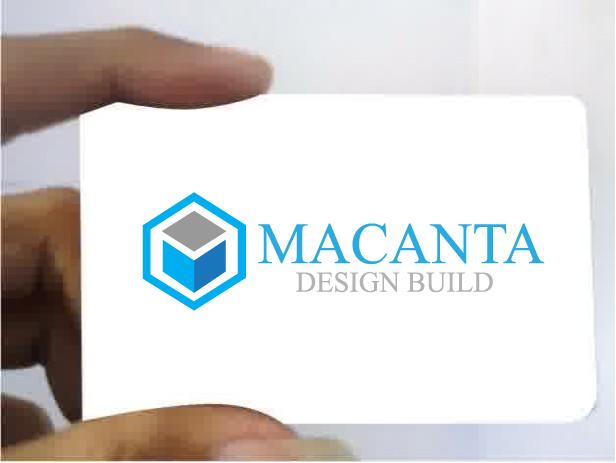 Logo Design by Private User - Entry No. 75 in the Logo Design Contest Captivating Logo Design for Macanta Design Build Inc.