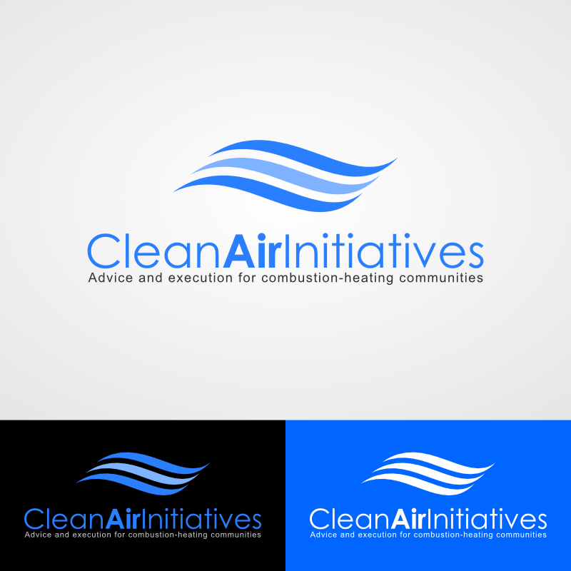 Logo Design by Andrean Susanto - Entry No. 73 in the Logo Design Contest www.CleanAirInitiatives.com.