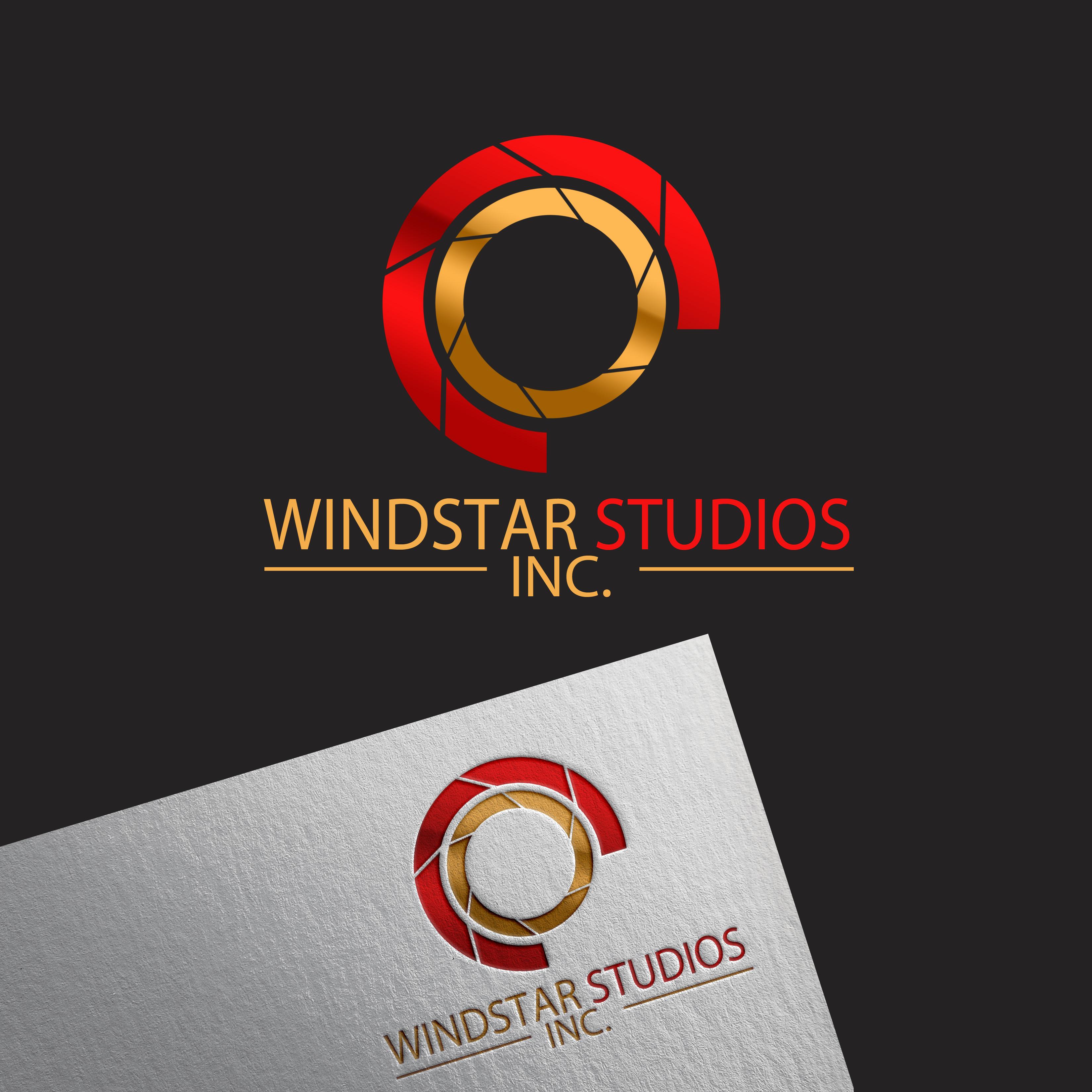 Logo Design by Allan Esclamado - Entry No. 37 in the Logo Design Contest Unique Logo Design Wanted for Windstar Studios Inc..