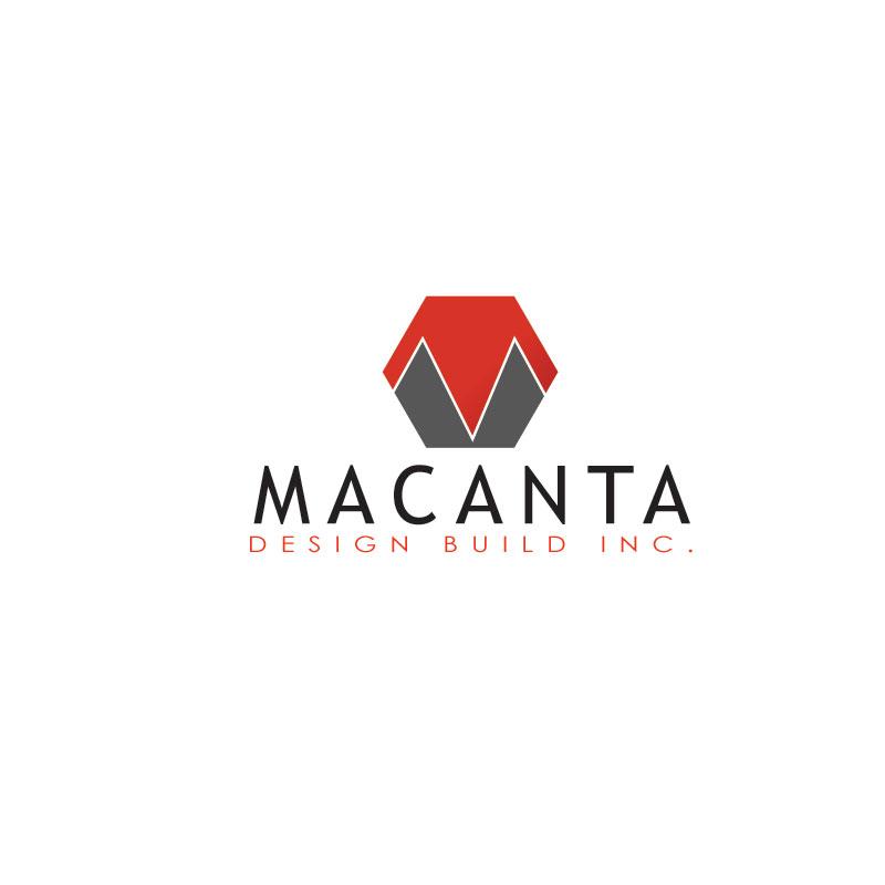 Logo Design by Private User - Entry No. 117 in the Logo Design Contest Captivating Logo Design for Macanta Design Build Inc.