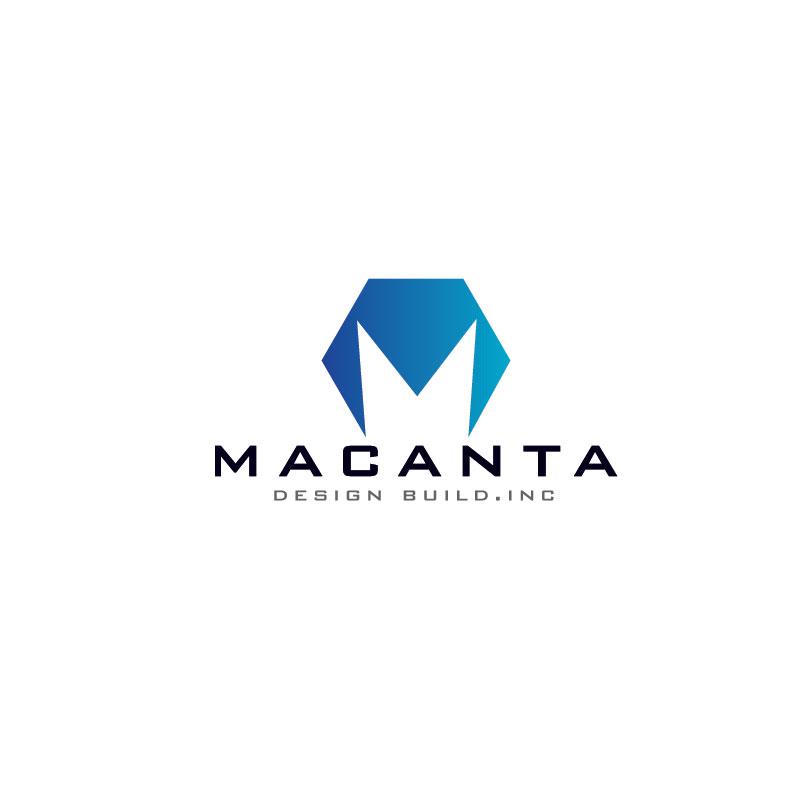 Logo Design by Private User - Entry No. 119 in the Logo Design Contest Captivating Logo Design for Macanta Design Build Inc.