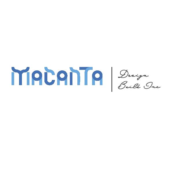 Logo Design by Fran14 - Entry No. 120 in the Logo Design Contest Captivating Logo Design for Macanta Design Build Inc.