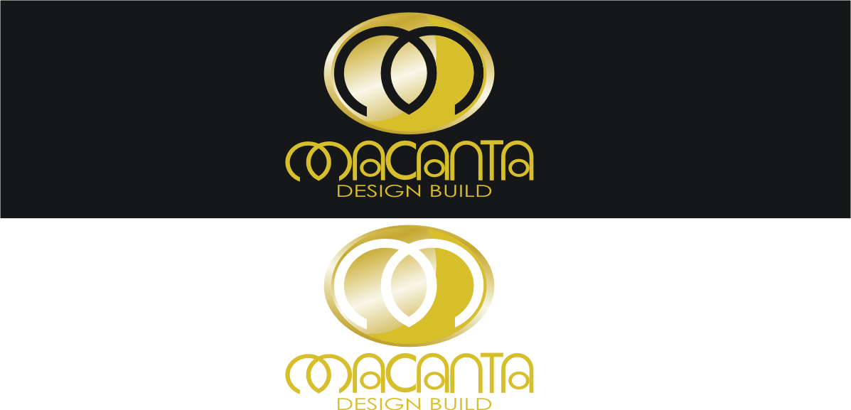 Logo Design by alsor65 - Entry No. 126 in the Logo Design Contest Captivating Logo Design for Macanta Design Build Inc.