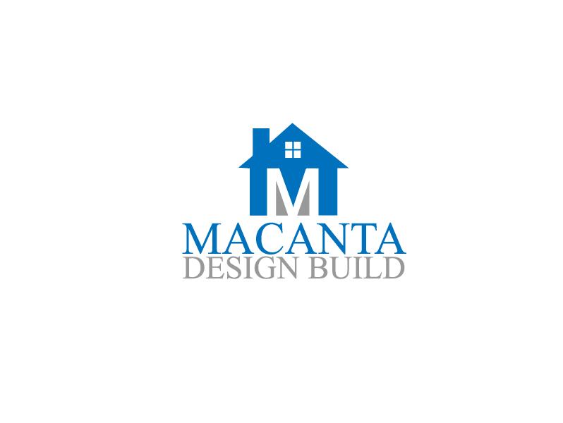 Logo Design by Private User - Entry No. 134 in the Logo Design Contest Captivating Logo Design for Macanta Design Build Inc.