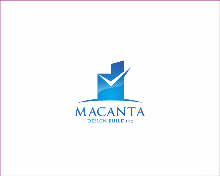 Logo Design by Armada Jamaluddin - Entry No. 152 in the Logo Design Contest Captivating Logo Design for Macanta Design Build Inc.
