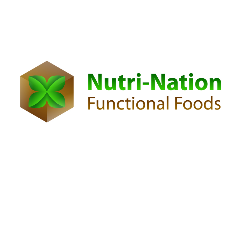 Logo Design by zams - Entry No. 50 in the Logo Design Contest Nutri-Nation Functional Foods Logo.