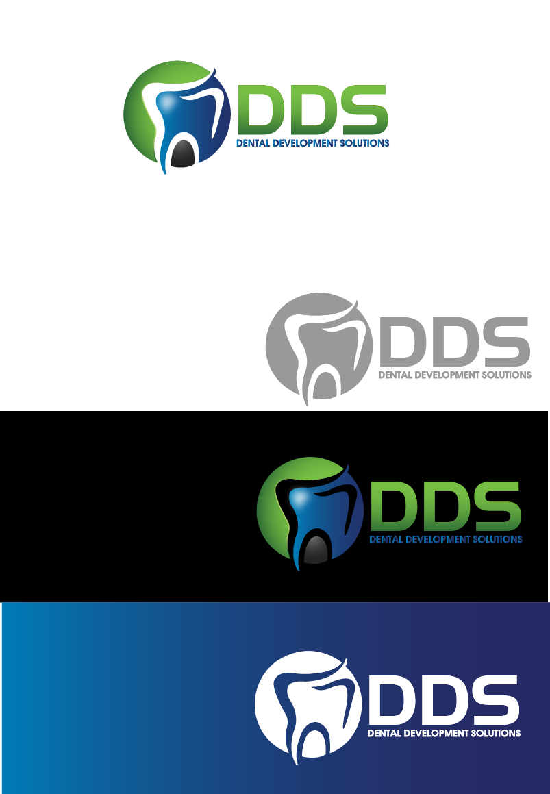 Logo Design by Private User - Entry No. 54 in the Logo Design Contest Unique Logo Design Wanted for DDS: Dental Development Solutions.