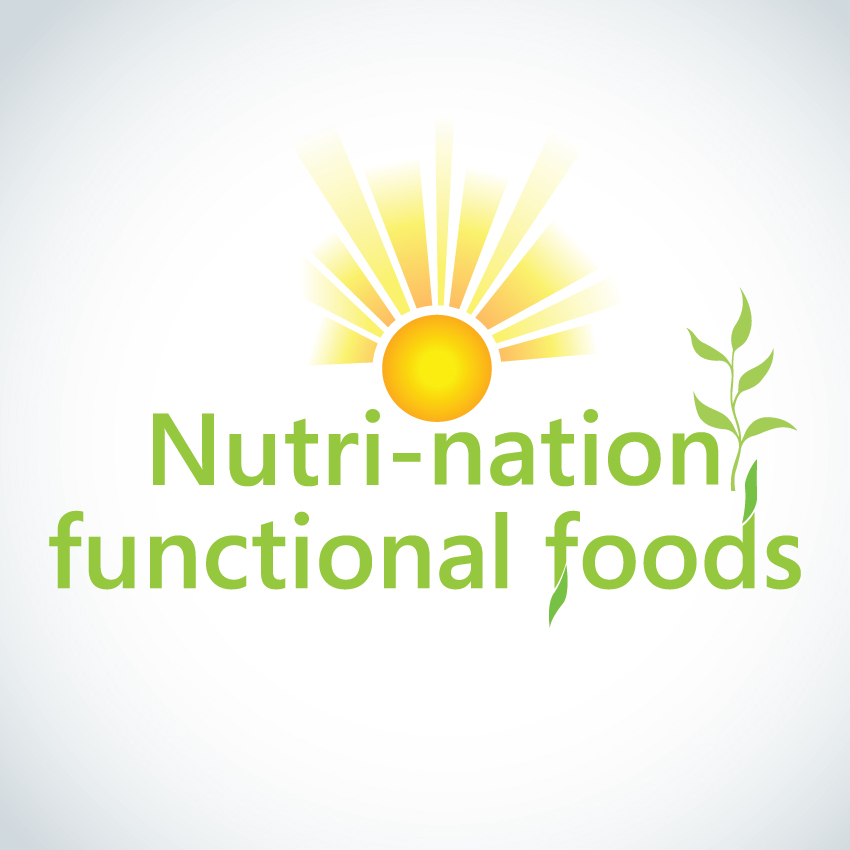 Logo Design by aesthetic-art - Entry No. 51 in the Logo Design Contest Nutri-Nation Functional Foods Logo.