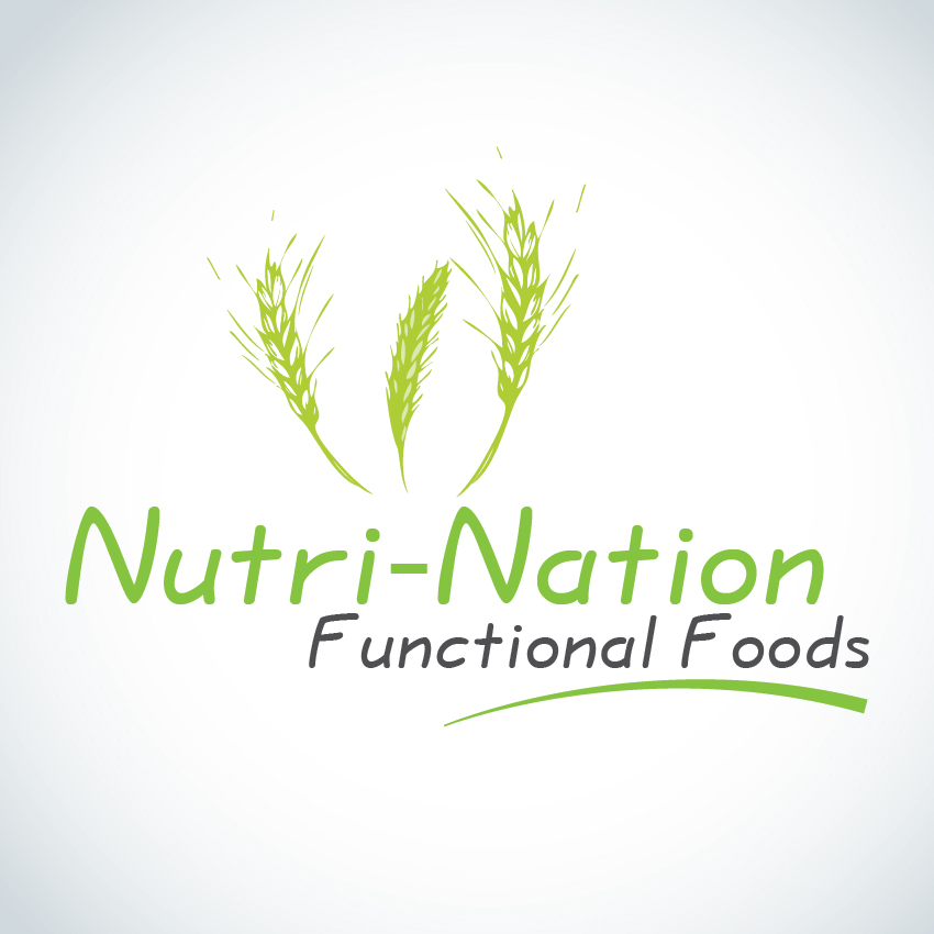 Logo Design by aesthetic-art - Entry No. 52 in the Logo Design Contest Nutri-Nation Functional Foods Logo.