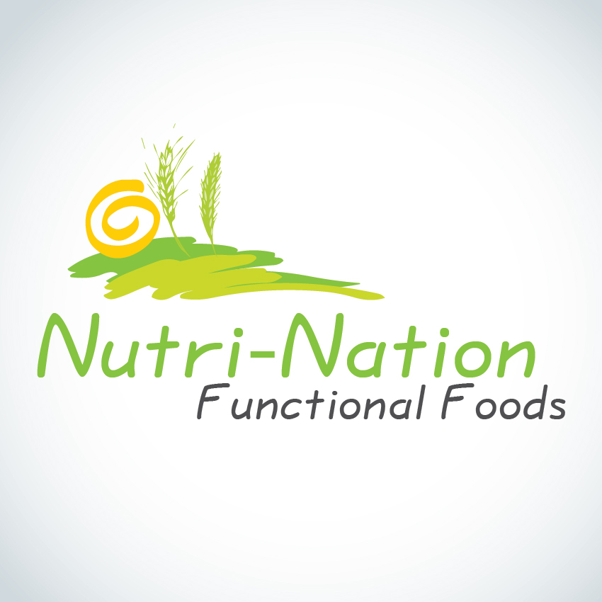 Logo Design by aesthetic-art - Entry No. 53 in the Logo Design Contest Nutri-Nation Functional Foods Logo.
