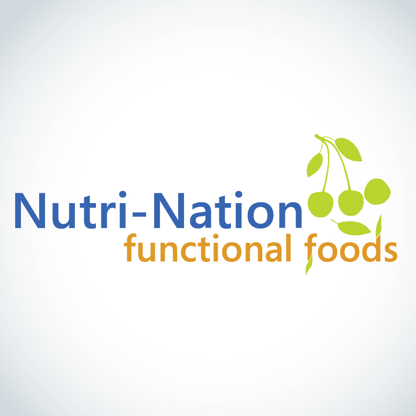 Logo Design by aesthetic-art - Entry No. 54 in the Logo Design Contest Nutri-Nation Functional Foods Logo.