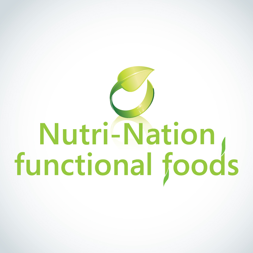 Logo Design by aesthetic-art - Entry No. 55 in the Logo Design Contest Nutri-Nation Functional Foods Logo.