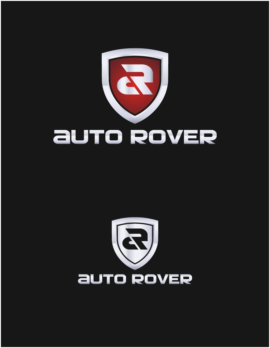 Logo Design by RasYa Muhammad Athaya - Entry No. 99 in the Logo Design Contest Auto Rover Logo Design.