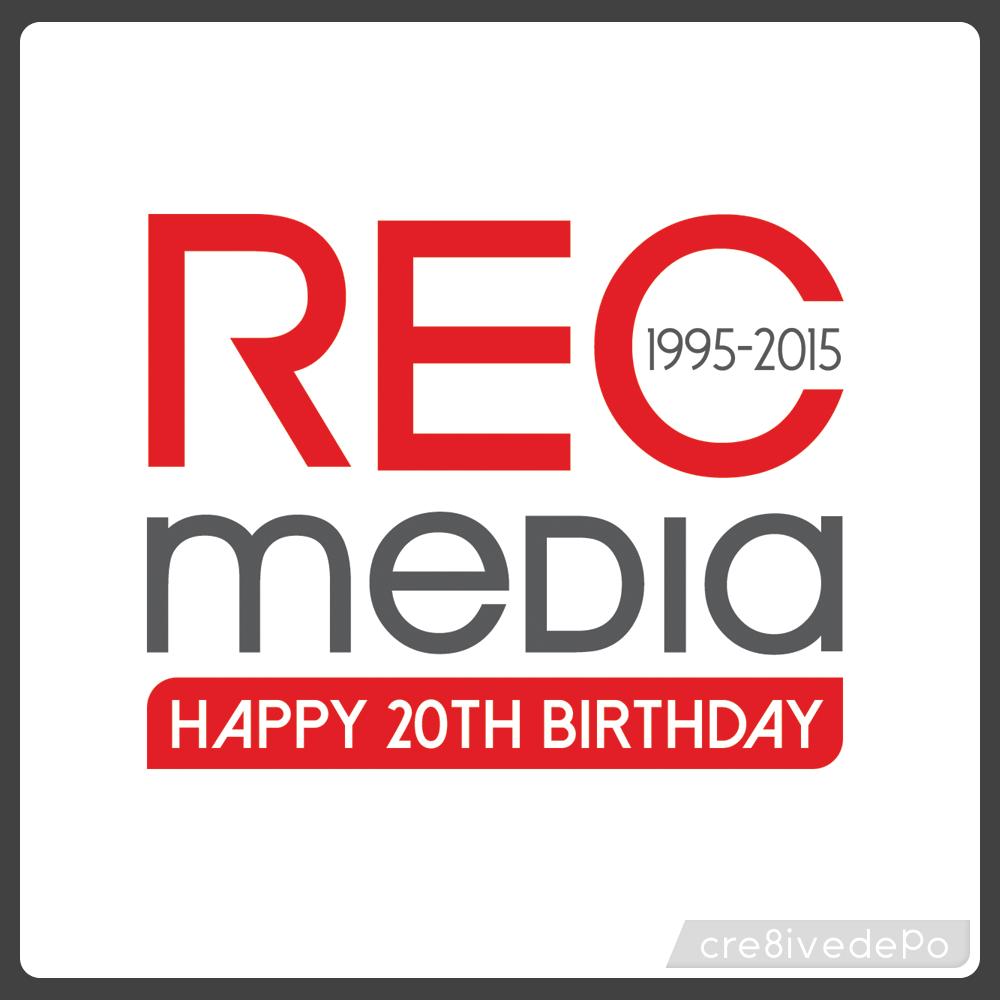 Logo Design by Private User - Entry No. 35 in the Logo Design Contest REC Media Logo Design.