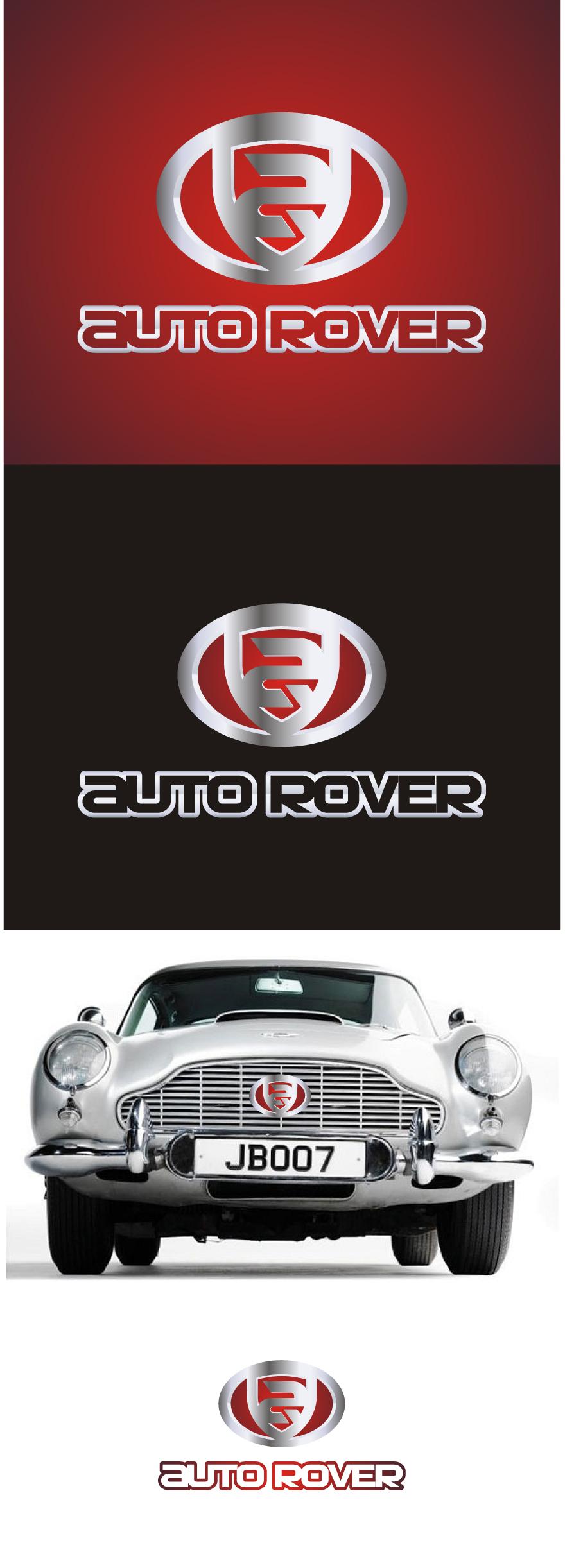 Logo Design by RasYa Muhammad Athaya - Entry No. 121 in the Logo Design Contest Auto Rover Logo Design.
