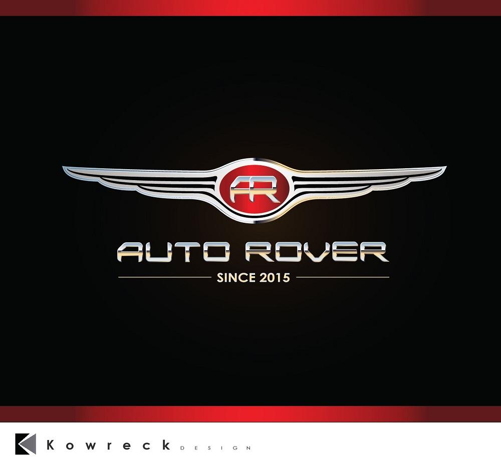 Logo Design by kowreck - Entry No. 123 in the Logo Design Contest Auto Rover Logo Design.