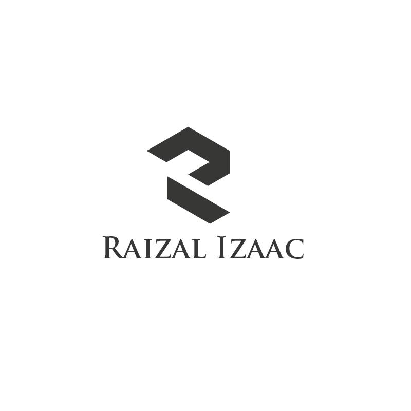 Logo Design by roc - Entry No. 33 in the Logo Design Contest Creative Logo Design for Raizal Izaac.