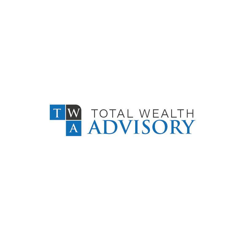 Logo Design by roc - Entry No. 12 in the Logo Design Contest Imaginative Logo Design for Total Wealth Advisory (TW Advisory).