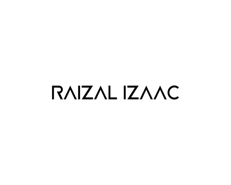 Logo Design by sayap - Entry No. 37 in the Logo Design Contest Creative Logo Design for Raizal Izaac.