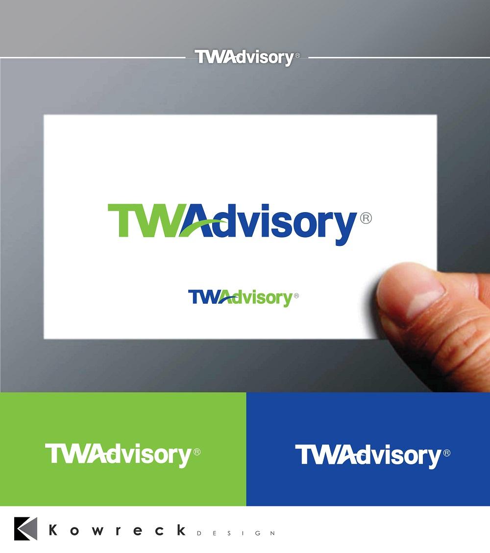 Logo Design by kowreck - Entry No. 18 in the Logo Design Contest Imaginative Logo Design for Total Wealth Advisory (TW Advisory).