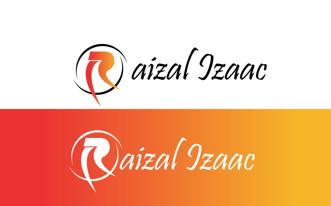 Logo Design by Private User - Entry No. 40 in the Logo Design Contest Creative Logo Design for Raizal Izaac.