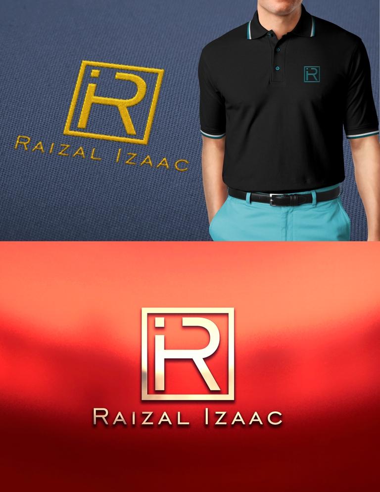Logo Design by Juan_Kata - Entry No. 41 in the Logo Design Contest Creative Logo Design for Raizal Izaac.