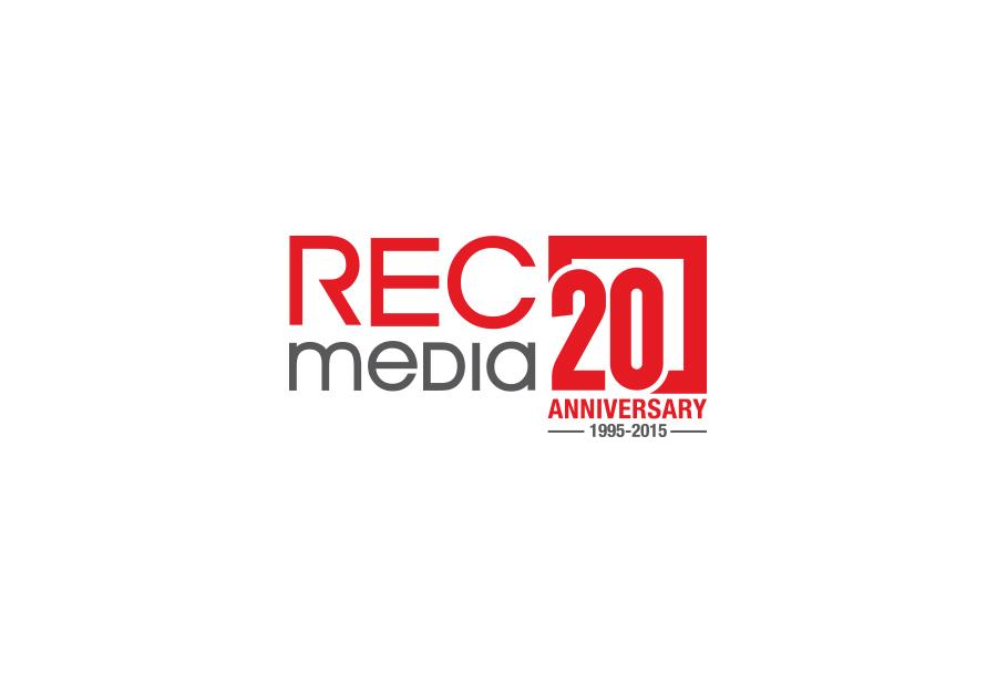 Logo Design by a4ndr3y - Entry No. 47 in the Logo Design Contest REC Media Logo Design.