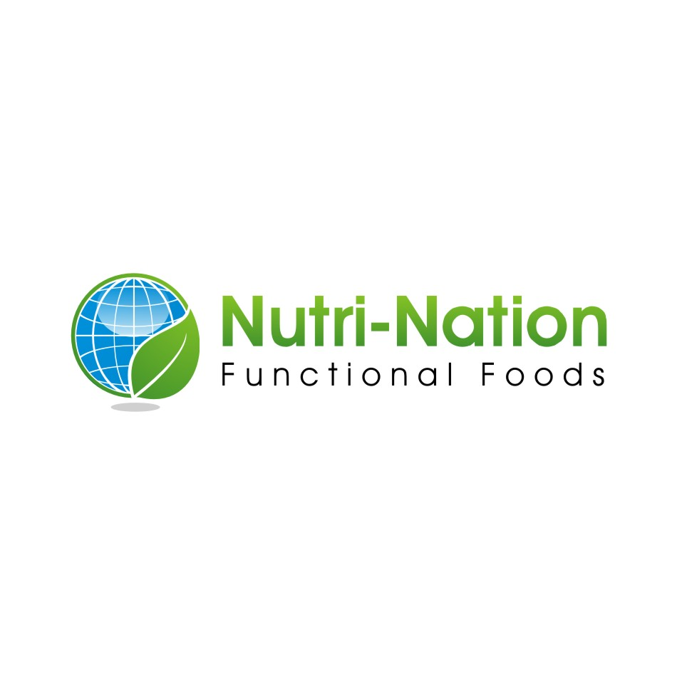 Logo Design by rakaz - Entry No. 61 in the Logo Design Contest Nutri-Nation Functional Foods Logo.