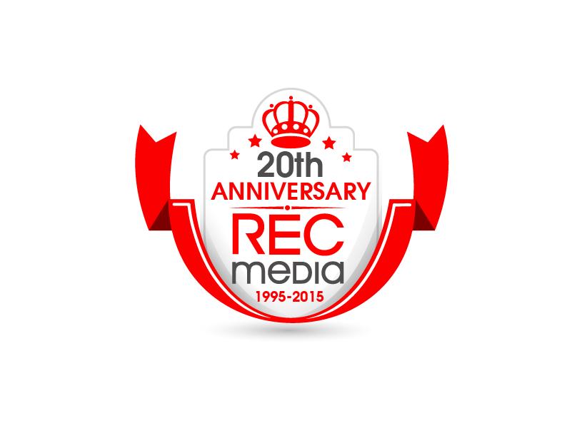 Logo Design by Private User - Entry No. 51 in the Logo Design Contest REC Media Logo Design.