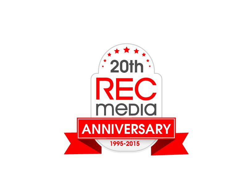 Logo Design by Private User - Entry No. 52 in the Logo Design Contest REC Media Logo Design.
